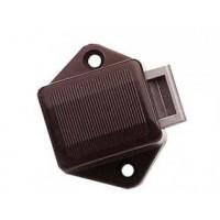 Zámok Mini Push - Lock hnedý
