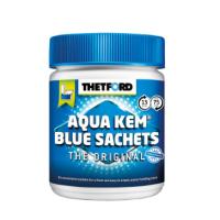 Modré vrecká Aqua Kem 15ks.