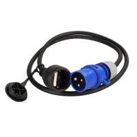 Adaptérový kábel CEE - SCHUKO