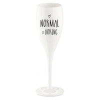 Poháre na šampanské na zdravie
