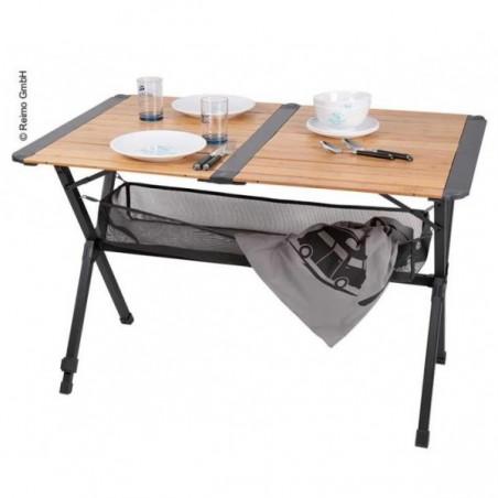 Bambusový stôl Mendoza s...