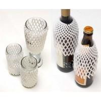 Ochrana na sklenené fľaše