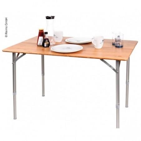 Bambusový stôl HOLIDAY TRAVEL