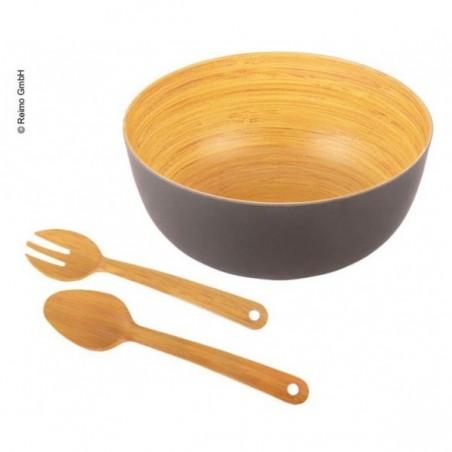 Bambusová miska so...