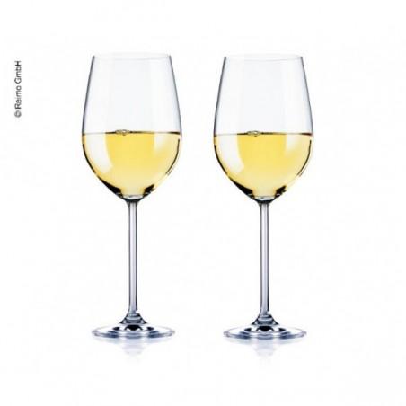 Poháre na biele víno...