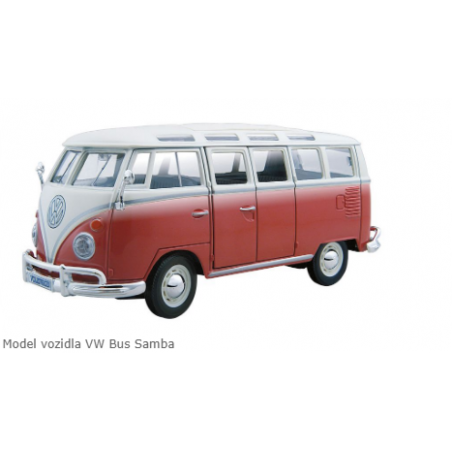 Model vozidla VW Bus Samba