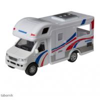Model obytné auto