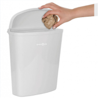 Odpadkový kôš na stĺp