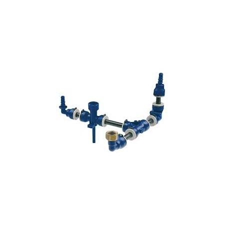 Rovná spojka 12 mm - UniQuick