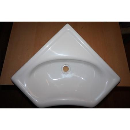 Rohové umývadlo mini 1