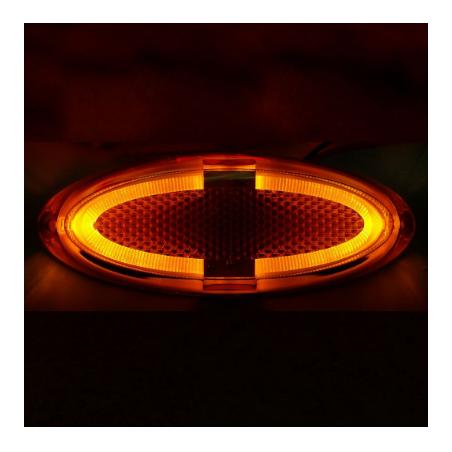 Obrysové svetlo oválne s...