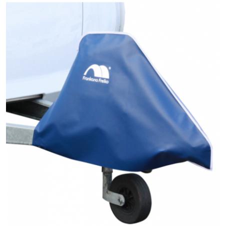 Winter kryt oja - PVC modrý