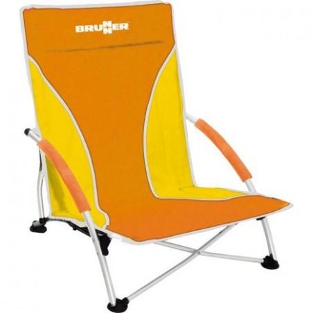 Plážová stolička Cuba -...