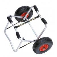 Plážový vozík na kajaky