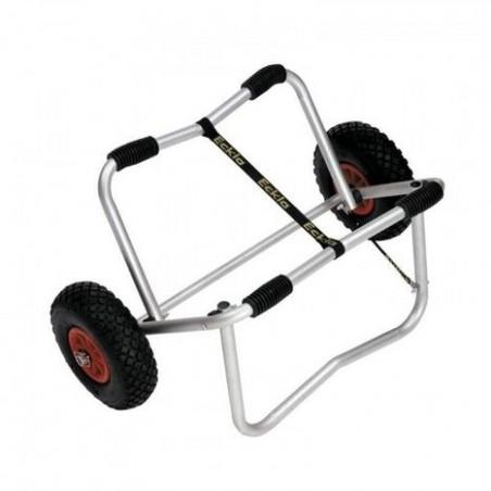 Plážový vozík na kanoe