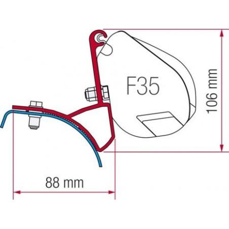 Kit F35 Pro pre Renault...