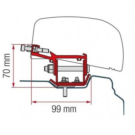 KIT F40VAN RENAULT TRAFIC L1