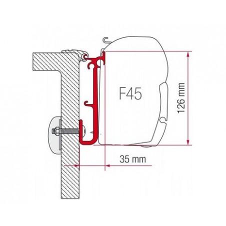 Kit F45 pre Caravan