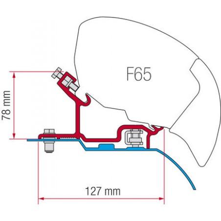 Kit Fiat Ducato H3 od r.v....