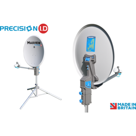 MAXVIEW PRECISION ID 75 TWIN