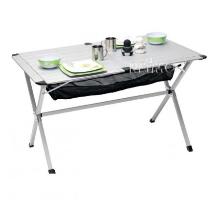 Hliníkový skladací stôl...