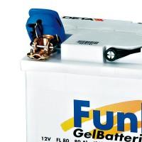 Batériové svorky Quick Power