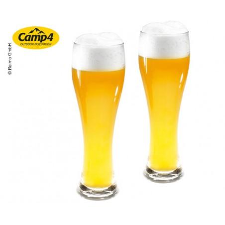 Sada 2 vysokých pohárov na...