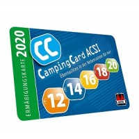 ACSI CAMPING CARD AND...