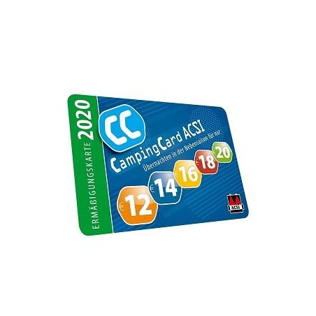 ACSI CAMPING CARD AND...