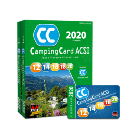 ACSI - ZĽAVOVÁ KARTA 2020,...