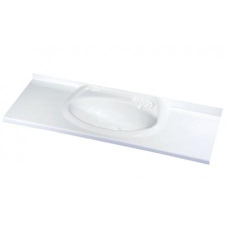 Umývadlo oval