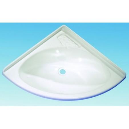 Rohové umývadlo maxi