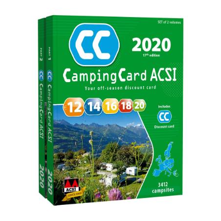 ACSI - ZĽAVOVÁ KARTA 2020 ,...
