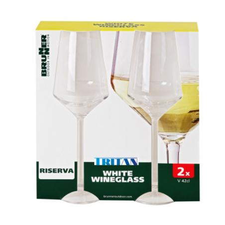Pohár na b. víno Riserva...