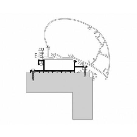 Strešný adaptér 6 THULE