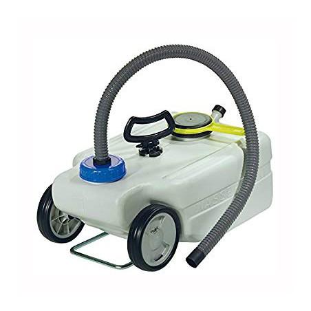 Taxi pre odpadovú vodu
