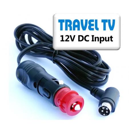 FINLUX Napájací kábel 12 V...