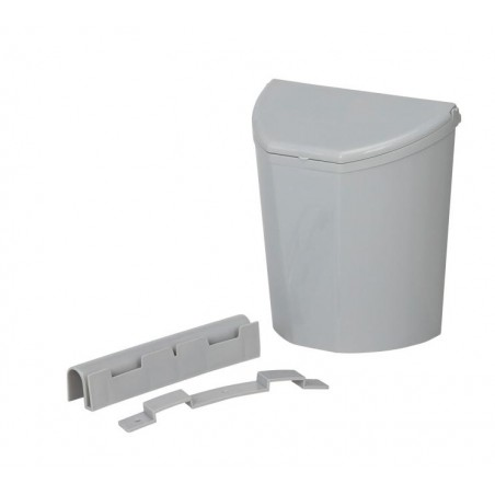 Odpadkový kôš na dvere 6 l