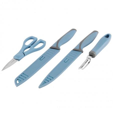 Sada nožov vrátane škrabky...