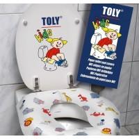 Papierové Sedátko TOLY Kids...
