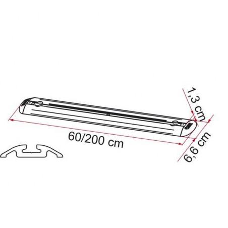 Garážové tyče Premium 200cm