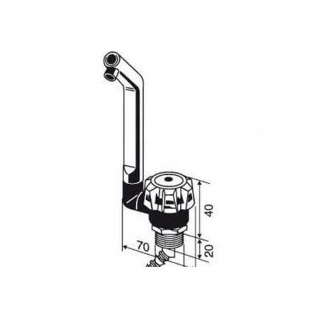Vodovodná batéria De Luxe...