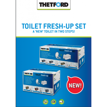 Thetford Fresh - Up - Set C...