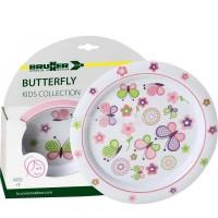 Melamínový set Butterfly...