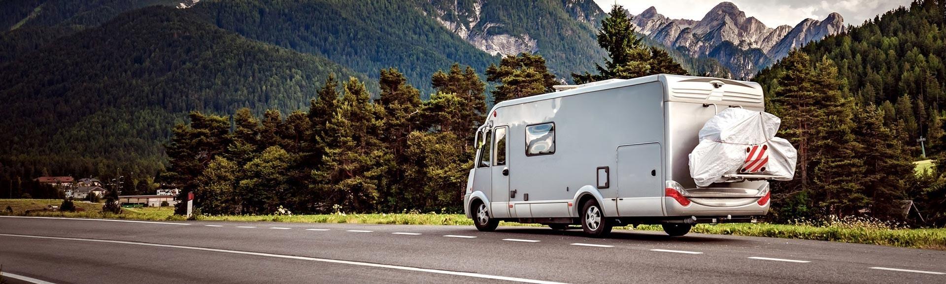 Elektrické vyrovnanie karavanu